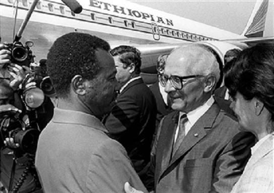 Celebrating 112 years of the Ethiopian-German Friendship